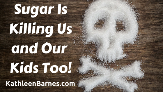sugar is killing us