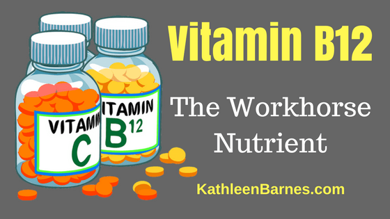 vitamin b12 workhorse nutrient