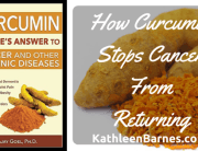 curcumin stops cancer from returning