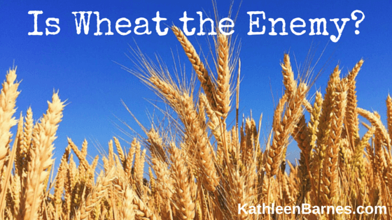 Wheat is the enemy?
