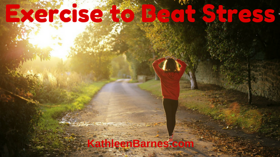 Book Excerpt: Exercise to Beat Stress