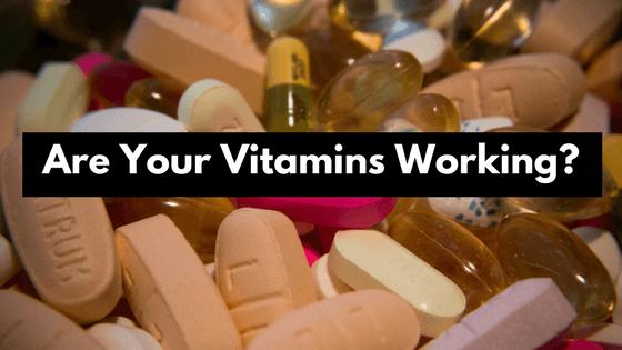 Vitamins Working