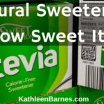 How Sweet it is! Super Natural Sweeteners