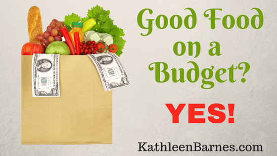 You Can Get Good Food on a Budget