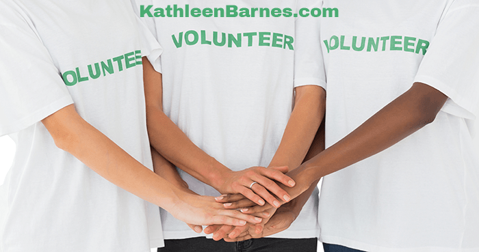 volunteer improve your health