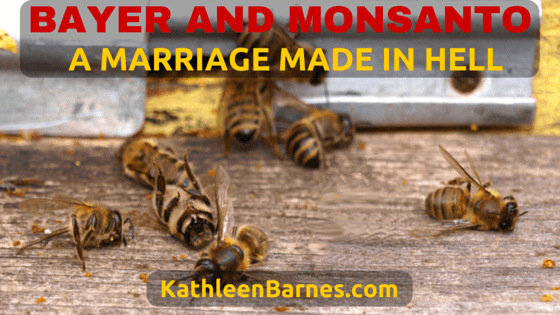 Bayer and Monsanto: Marriage Made in Hell