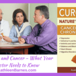 Curcumin and Cancer – What Your Doctor Needs to Know