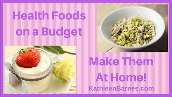 cheap healthy food recipes