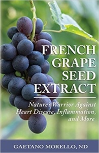 french grape seed extract book cover