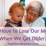 Do We Have to Lose our Memories as We Get Older?