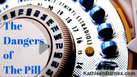 Birth Control Pills – The Dangers of Hormone-Based Contraception