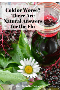natural answers for the flu